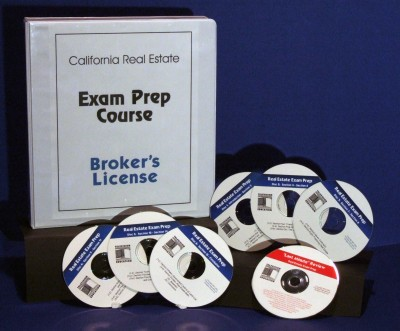 Broker's Course 3 - Audio (CD) Instruction Course