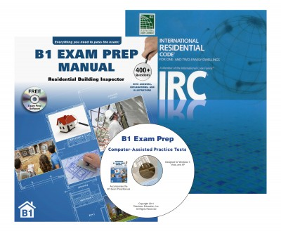 2009 Residential Building Inspector Certificate Course + IRC