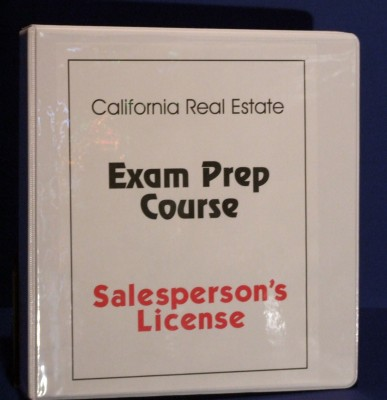 Salesperson's License Course 1 - Basic Package