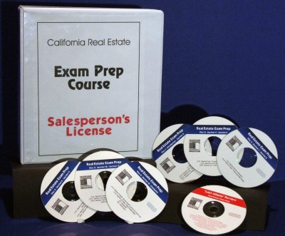 Salesperson's License Course 3 - Audio Instruction (CD)