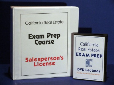 Salesperson's License Course 2 - Video Instruction